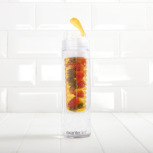 Exante Fruit Infuser Wasserflasche (700ml)