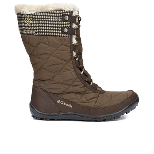 Columbia Women's Minx Quilted Boot - Umber