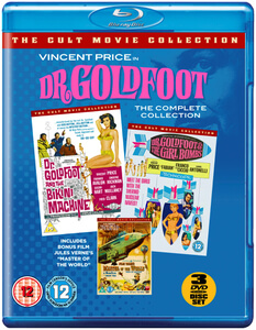 The Dr. Goldfoot Collection (Includes Bonus DVD)