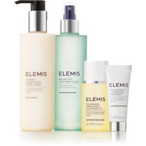 Elemis Kit Dynamic Resurfacing Cleansing Collection (Worth $76.72)