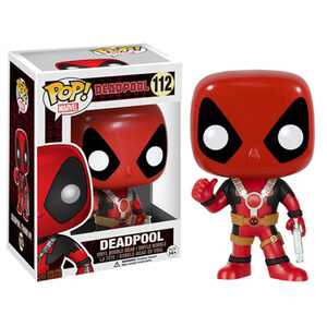 Marvel Deadpool Thumbs Up Deadpool Funko Pop! Figuur