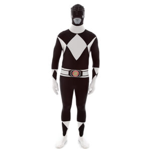 Morphsuit Adulte - Power Rangers Noir