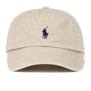 Polo Ralph Lauren Men's Classic Sports Cap - Nubuck