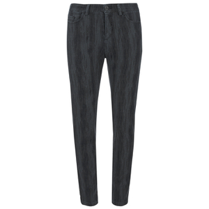 Vivenne Westwood Anglomania Women's Anarchy Stripe Yeates Jeggings - Blue