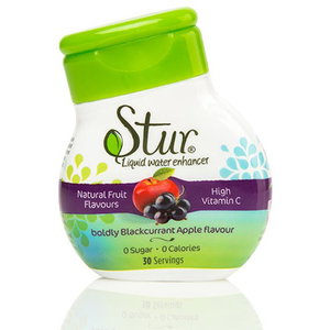 Stur Liquid Water Enhancer - Boldly Blackcurrant Apple