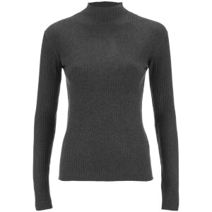 The Fifth Label Women's Right Now Top - Charcoal