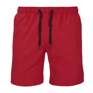 Bjorn Borg Men's Swim Shorts - Red
