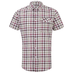 Craghoppers Men's Avery Short Sleeve Shirt - Chesterfield Red