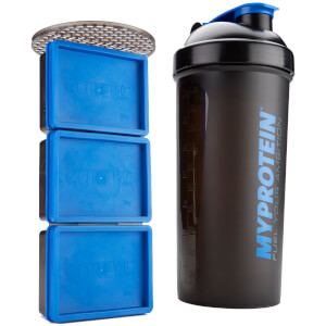 Myprotein CORE 150 Shaker – Crna