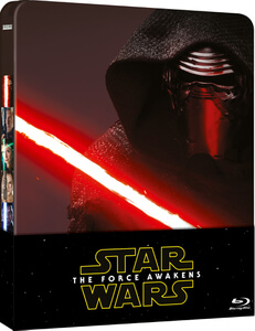 Star Wars: The Force Awakens - Zavvi Exclusive Limited Edition Steelbook (UK EDITION)