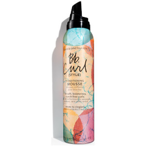 Mouse Acondicionadora para Cabello Rizado Bumble and bumble Curl Conscious 146ml