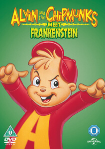 Alvin & the Chipmunks meet Frankenstein - Big Face Edition