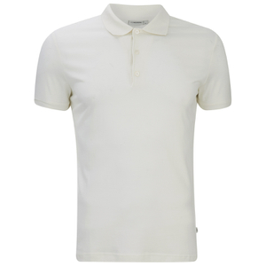 J.Lindeberg Men's Short Sleeve Polo Shirt - White