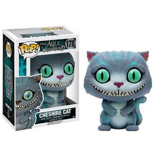 Figurine Pop! Alice au Pays des Merveilles Chat du Cheshire