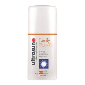 Ultrasun 30spf Super Sensitive Family Formula