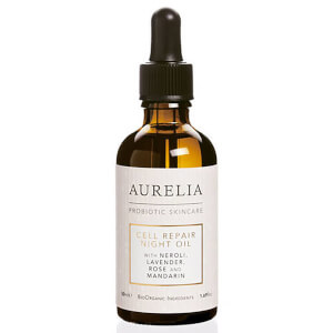 Восстанавливающее ночное масло с пробиотиками Aurelia Probiotic Skincare Cell Repair Night Oil 50 мл