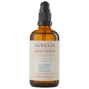 Aurelia Probiotic Skincare Firm and Revitalise Dry Body Oil 100ml