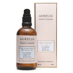 Aurelia Probiotic Skincare Firm and Revitalise Dry corpo olio 100ml
