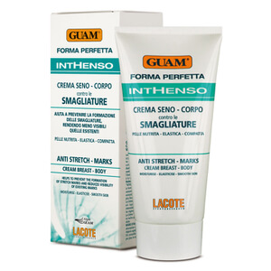 Guam Inthenso Body & Breast Stretch Mark Cream