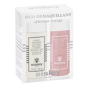 Sisley Cleansing Duo Kit For Normal To Dry Skin (100Mlx2)