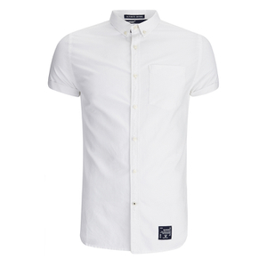 Superdry Men's Ultimate Oxford Shirt - Optic White
