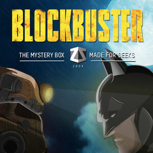 Blockbuster ZBOX - January