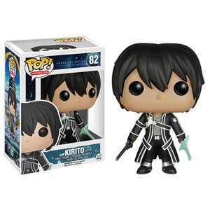 Sword Art Online Kirito Pop! Vinyl Figure