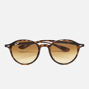Ray-Ban Round Classic Sunglasses 49mm - Havana