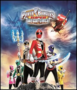 Power Rangers - Super Megaforce: Volume 3