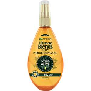 Aceite nutritivo Ultimate Blends Nourishing Oil de Garnier Body (150 ml)
