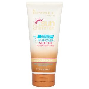 Rimmel Sunshimmer In Shower Self-Tan 200 ml