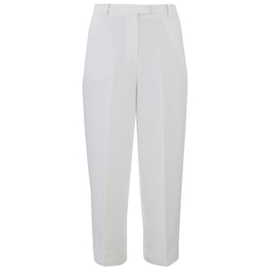 MICHAEL MICHAEL KORS Women's Wide Leg Trousers - White
