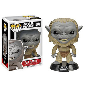 Figura Pop! Vinyl Bobble Head Varmik - Star Wars: Episodio VII