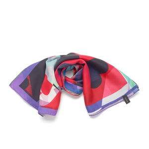 Paul Smith Accessories Women's Valentine Scarf - Multi