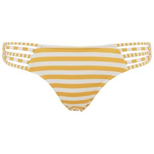 Paolita Women's Voyage Endeavour Bikini Bottoms - Yellow/White