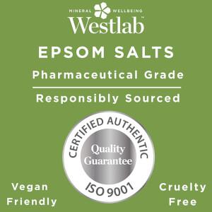 Sal de Epsom de Westlab 5 kg: Image 4