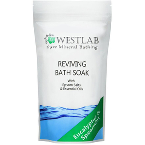 Sales de baño Revive Epsom Salt Bath Soak de Westlab (500 g)