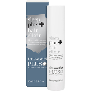 this works Sleep Plus Hair elisir 80ml