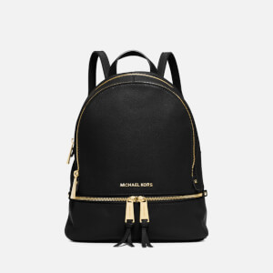 MICHAEL MICHAEL KORS Women's Rhea Zip Backpack - Black