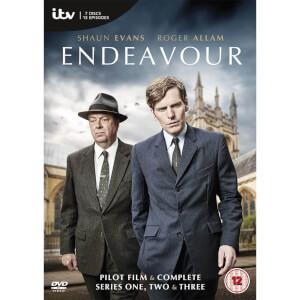 Endeavour Complete - Series 1-3