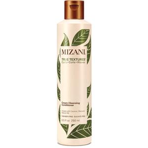 Mizani True Textures Crème nettoyant-démêlante pour Cheveux Bouclé (250ml)