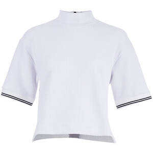 2NDDAY Women's Polaris Top - White