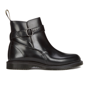 Dr. Martens Women's Teresa Jodphur Ankle Boots - Black Polished Smooth