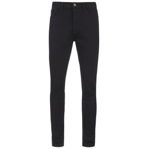 Brave Soul Men's Eastbourne Skinny Jeans - Black Wash