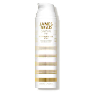 Mascarilla corporal autobronceadoraSleep Mask Tan Body de James Read 200 ml
