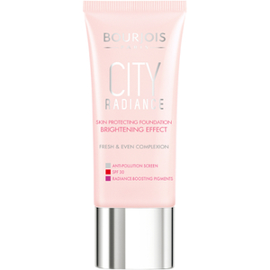Base de maquillaje City Radiance Foundation de Bourjois (varios tonos)