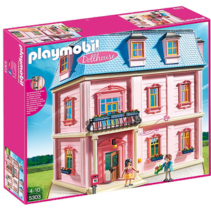 Maison traditionnelle -Playmobil (5303)