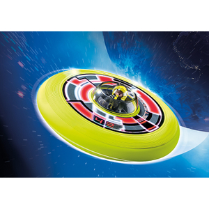 Playmobil Sports & Action Cosmic Flying Disk with Astronaut (6183)