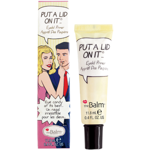 theBalm Put a Lid On It Eye Lid Primer -silmämeikin pohjustusvoide
