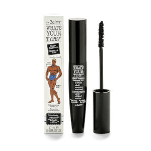 Máscara de Pestanas What's Your Type - Body Builder da theBalm